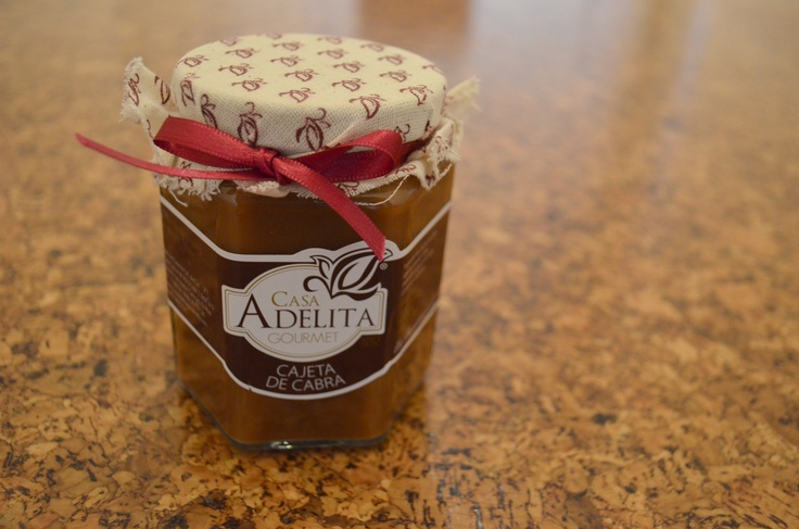 ... de Cabra: the Mexican version of dulce de leche, made with goats milk