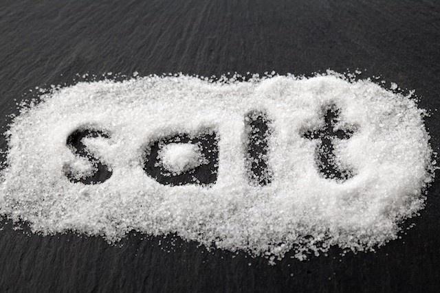 Worth a lick of salt