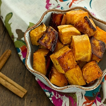 Apple Cider Glazed Sweet Potatoes | Recipes | Pinterest