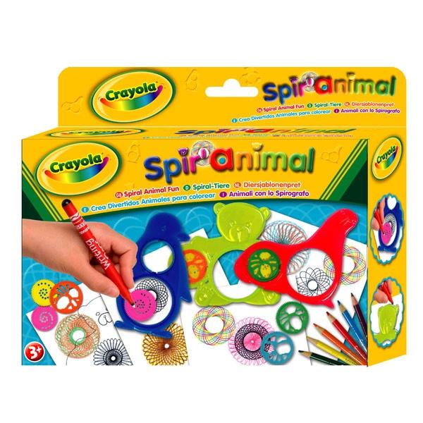 Crayola spir animal christmas ideas 2012 pinterest