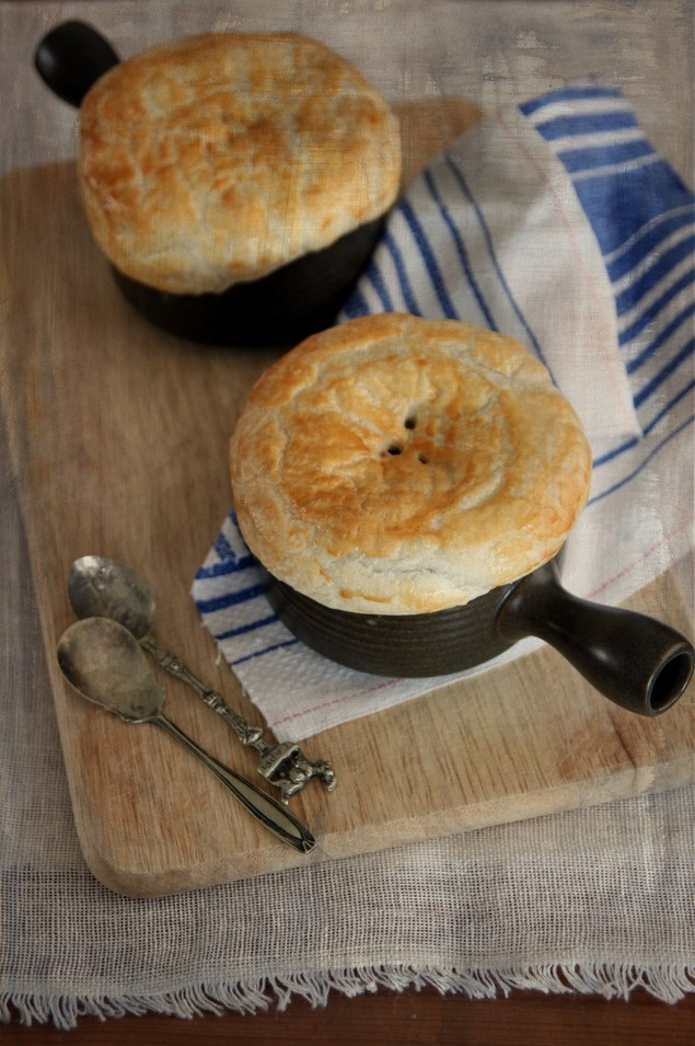 Chicken curry pot pie | food | Pinterest