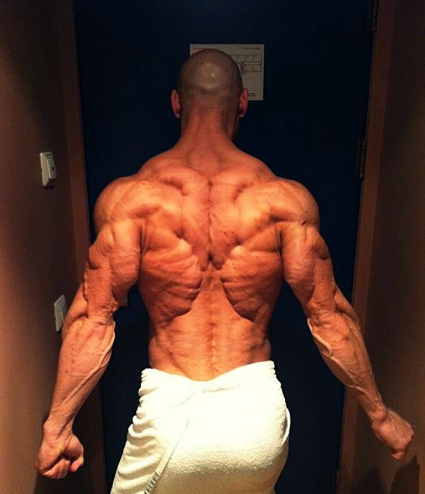 Как сделать свои мышцы рельефным 568