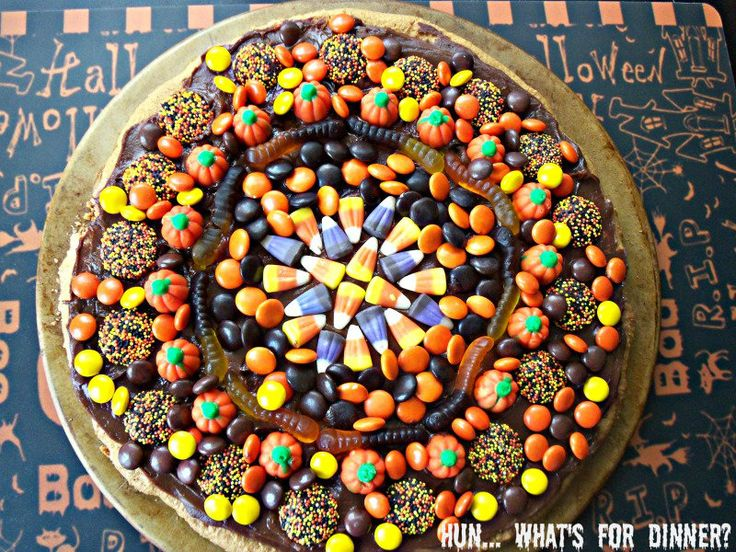 Chocolate Peanut Butter Cookie Pizza | Food, Gluten Free | Pinterest