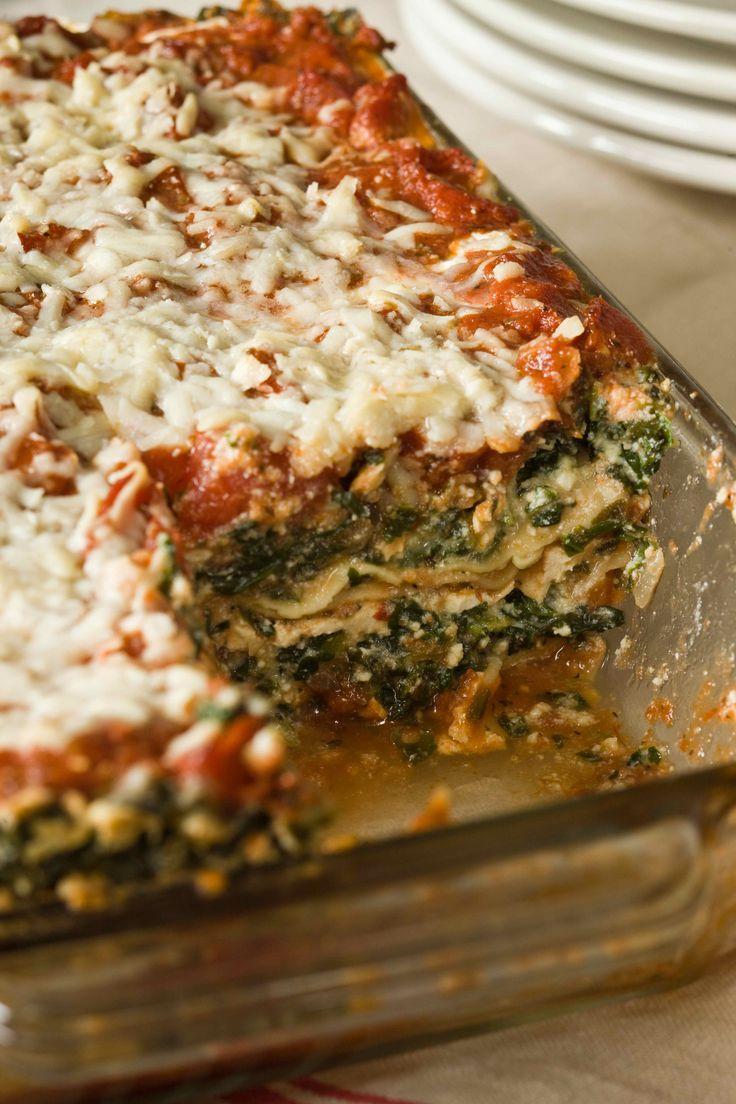 Spinach Lasagna | Recipe