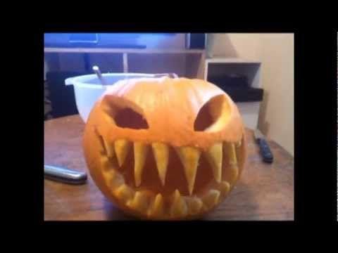 halloween on youtube video