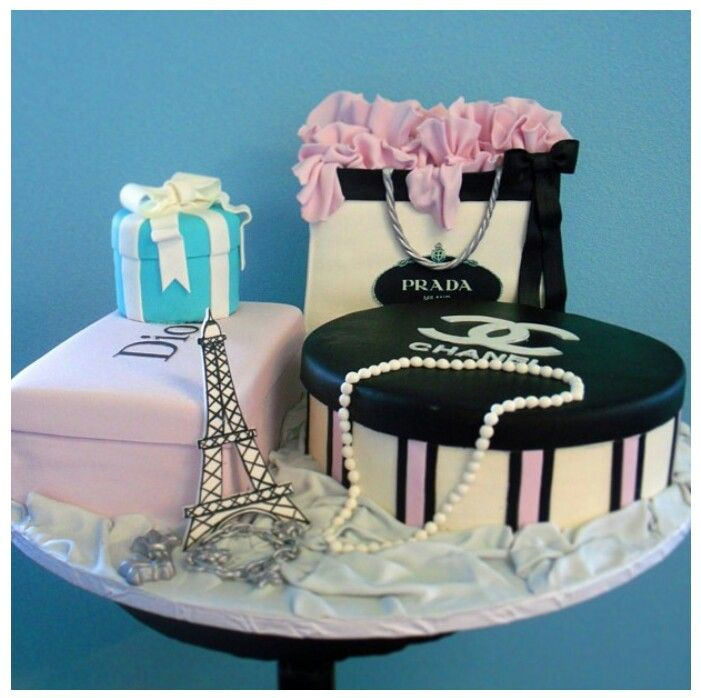 Design A Cake With Name : Designer name brand cakes. -KML Cakes Pinterest
