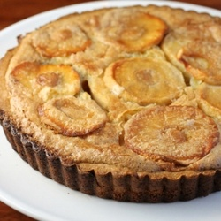 Brown butter apple tart by foodgal | Delectable Sweets, cakes and des ...