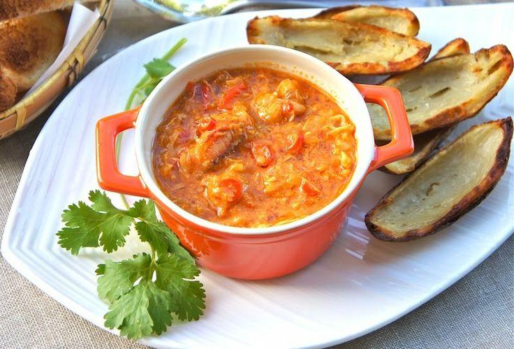 chili crab dip | nom nom nom | Pinterest