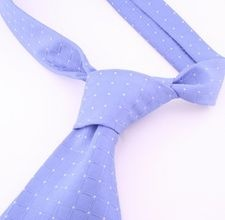 Make an angel from an old or unused necktie.