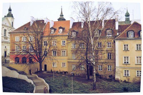 Old Town, Warszawa.