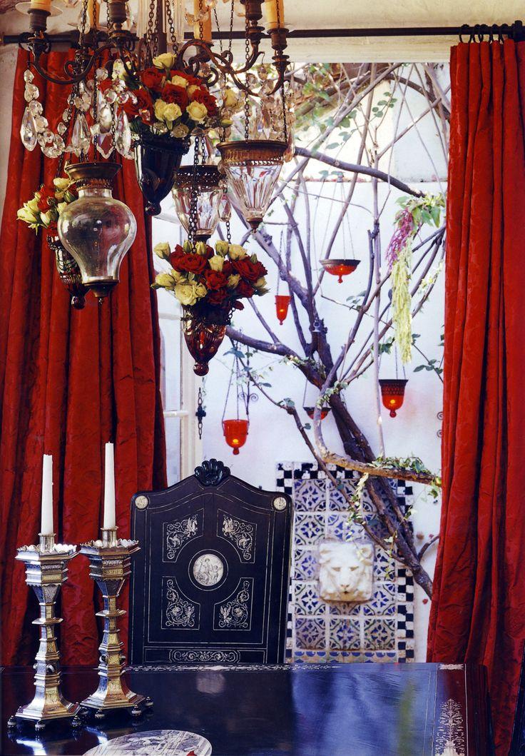 Gorgeous Bohemian Dining Room Eat Drink Talk Laugh Pinterest