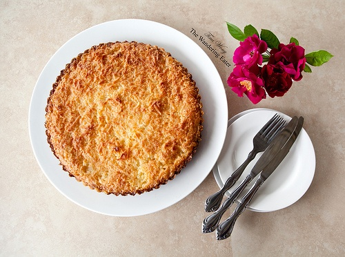 Pineapple Coconut Macaroon Tart | Desserts | Pinterest