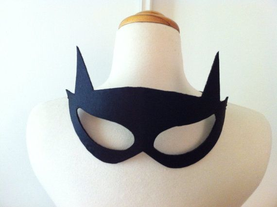 Batwoman mask template - photo#17