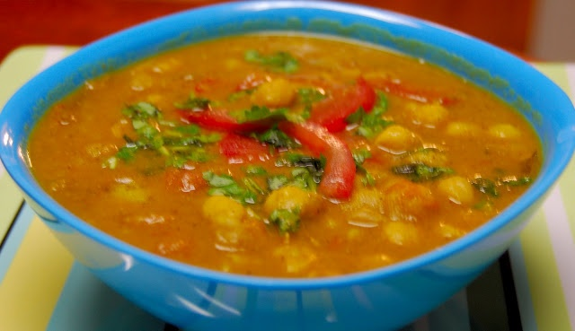 Chickpeas Curry | Recipe