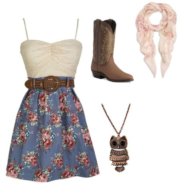 summer polyvore fashion and