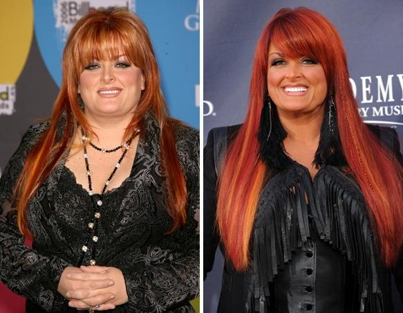 wynonna judd weight loss before and after pinterest