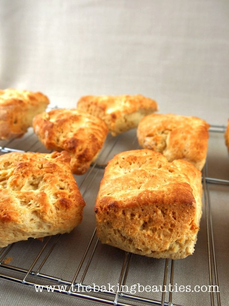Big, Fluffy, Gluten-Free Buttermilk Biscuits - The Baking Beauties