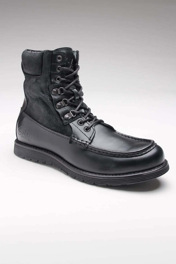 GBX Shoes Moc Vamp Guardian Boot