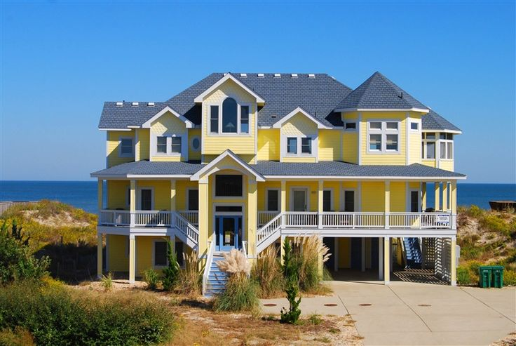 Corolla Nc Beach Rentals With Pool