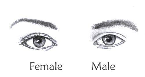 How To Draw A Boy Eyes | www.imgkid.com - The Image Kid ...