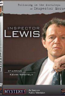 Inspector Lewis TV Series