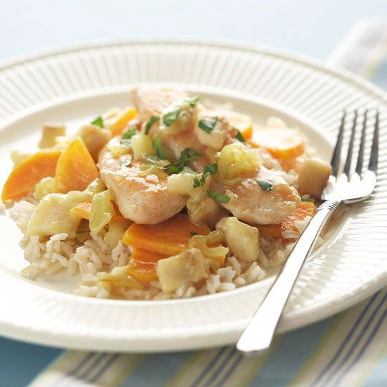 Make this Quick Caribbean Chicken and have dinner on the table in just ...