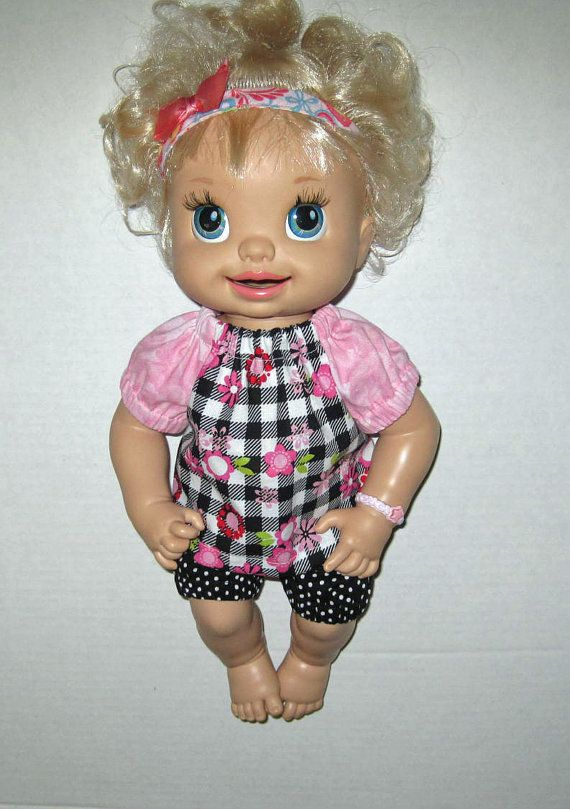 Pin by DakoCreations on Baby Alive Doll Clothes