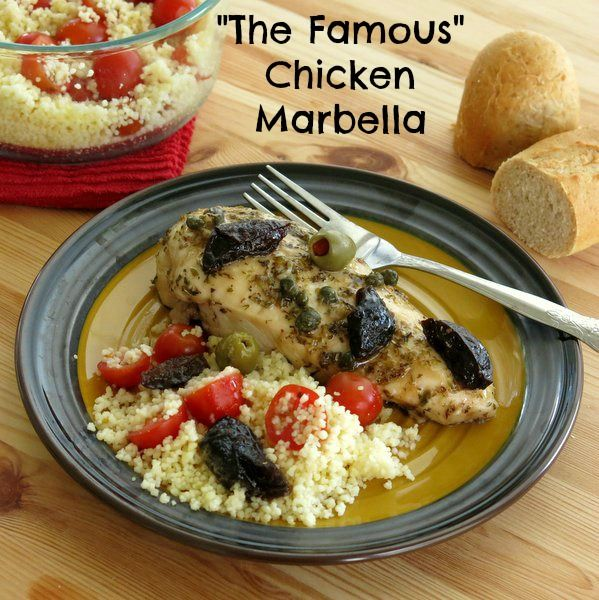 Chicken Marbella made famous by the Silver Palate | www.dinner-mom.com ...