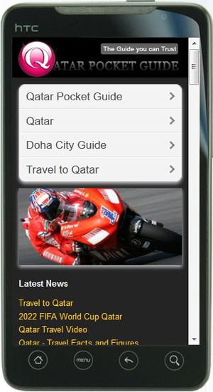 Sinbad's Qatar Pocket Guide
