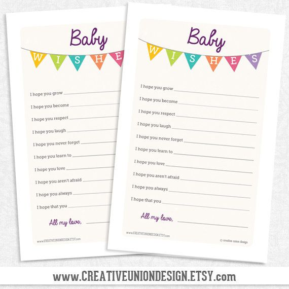 baby wishes baby shower game twin baby shower neutral baby show