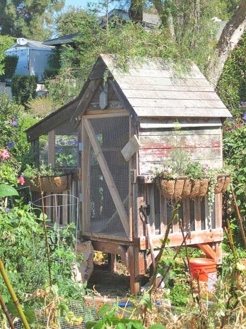 Cute Garden Shed Garden Ideas Pinterest