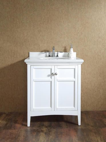 Cool White Bathroom Vanities With Tops  Home Decorating Ideas