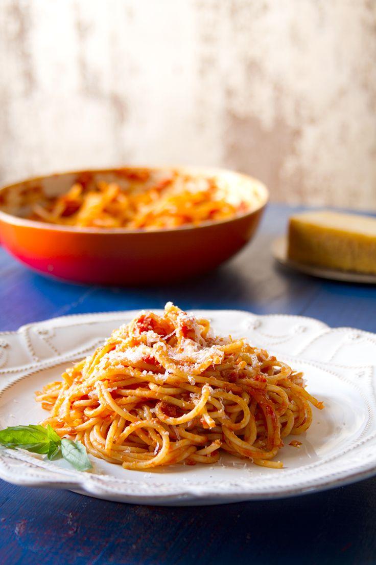easy homemade tomatoe sauce spaghetti with easy tomato sauce simple ...