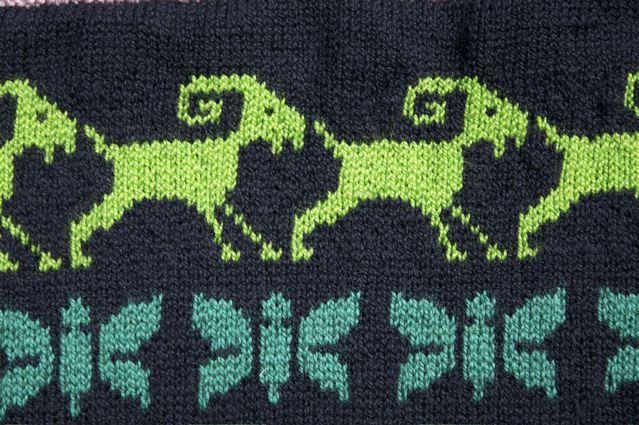 Knitting Charts And Motifs : Knit motifs pinterest