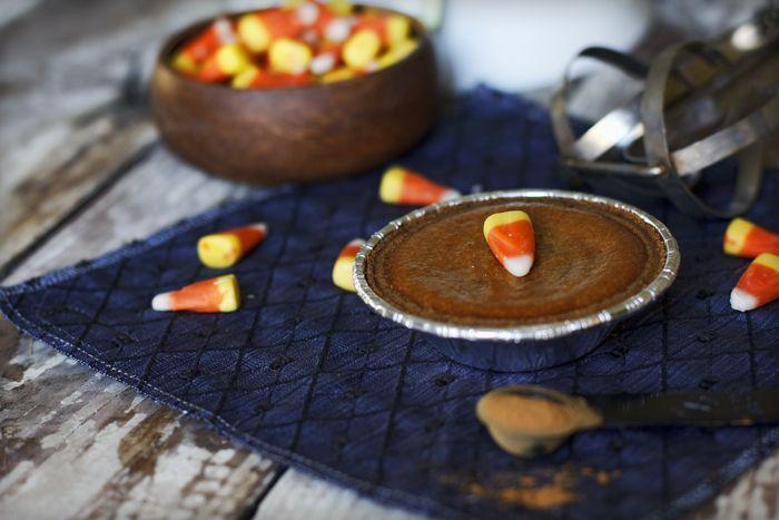 Mini Pumpkin Pie9smaller | Pumpkin | Pinterest