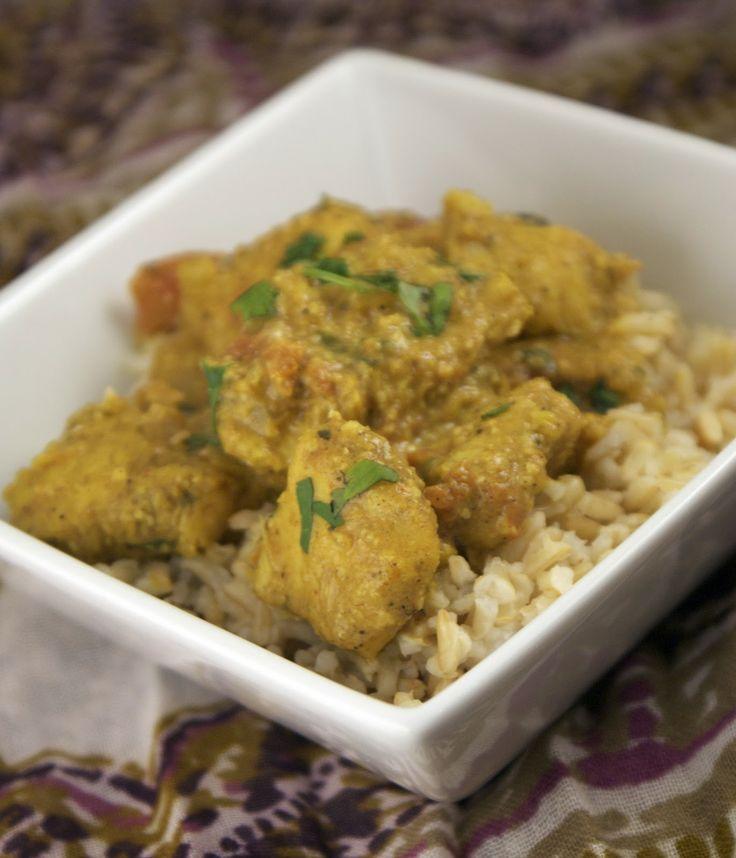 cashew chicken cury