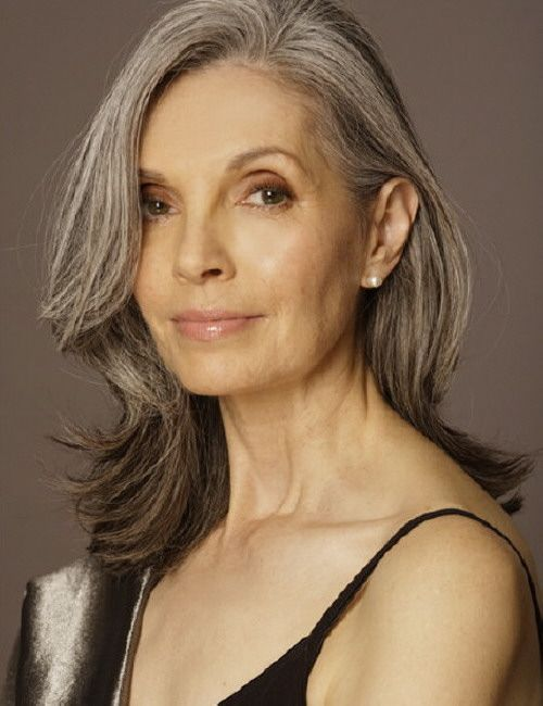 Nola baxter beautiful aging pinterest for Gorgeous in gray