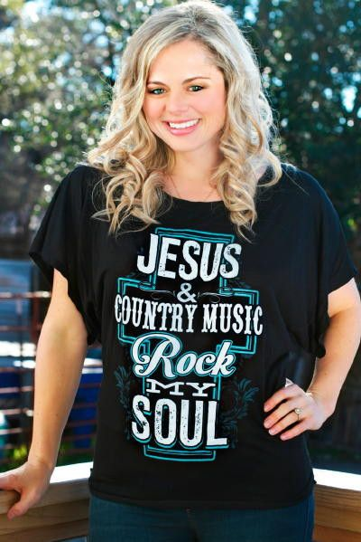 how to play country music jesus
