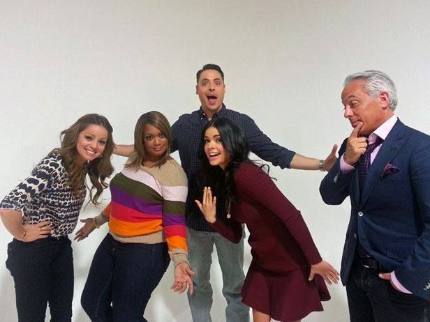 Cast Of The Kitchen The Food Network Pinterest