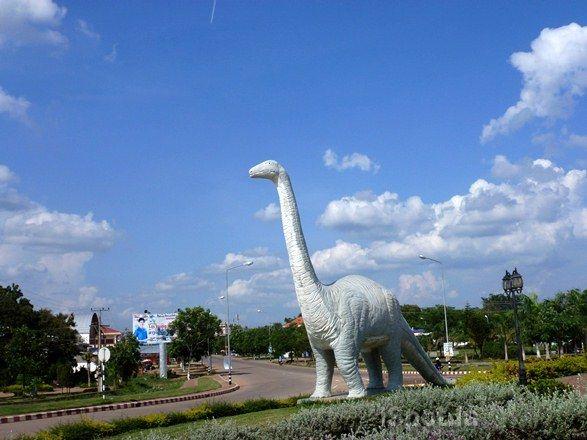 Bảo tàng Dinosaur, Savannakhet