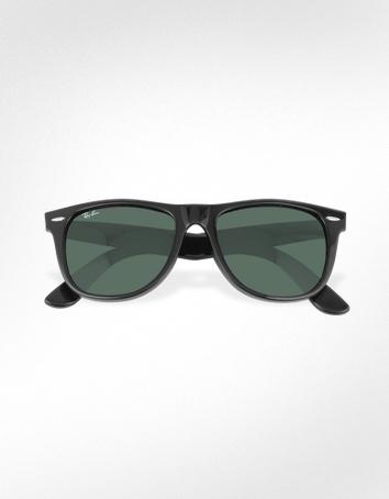 ray ban sonnenbrille schwarz verspiegelt southern. Black Bedroom Furniture Sets. Home Design Ideas