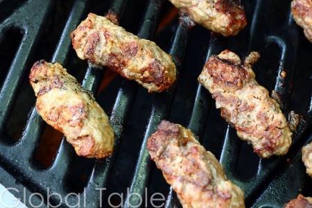 sausages cevapi recipe dishmaps bosnian finger sausages cevapi global ...