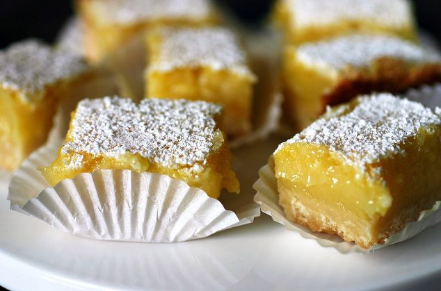 lemon bars | Baking & desserts | Pinterest