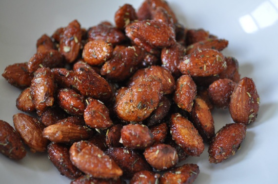 candied almonds | Food | Pinterest