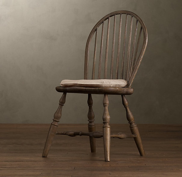 Pin by angie buffington on for the home pinterest for Restoration hardware metal chair