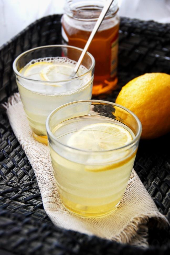Honey-Ginger and lemon strenghten drink | Health & Fitness | Pinterest