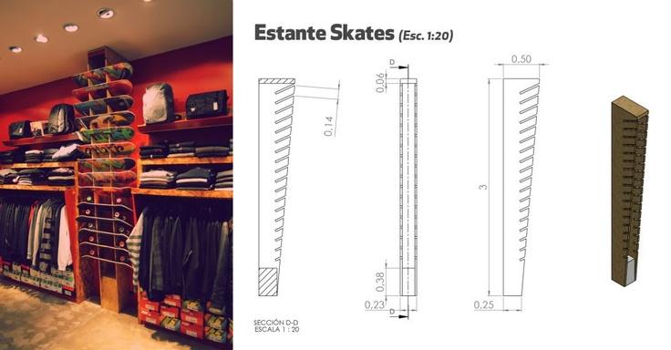 Diseño de local comercial y equipamiento (Dis, Ignacio Stesina para Sintagma)