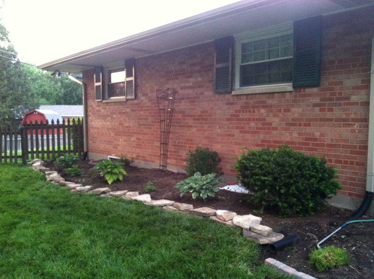 Side Yard Rocks Landscaping Complete Garden Ideas