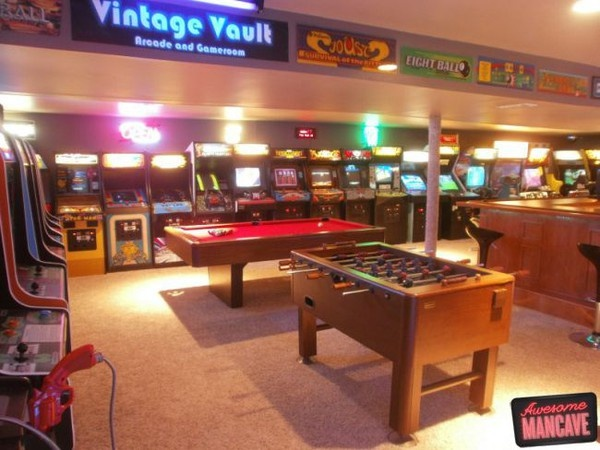 Man-cave. Want.