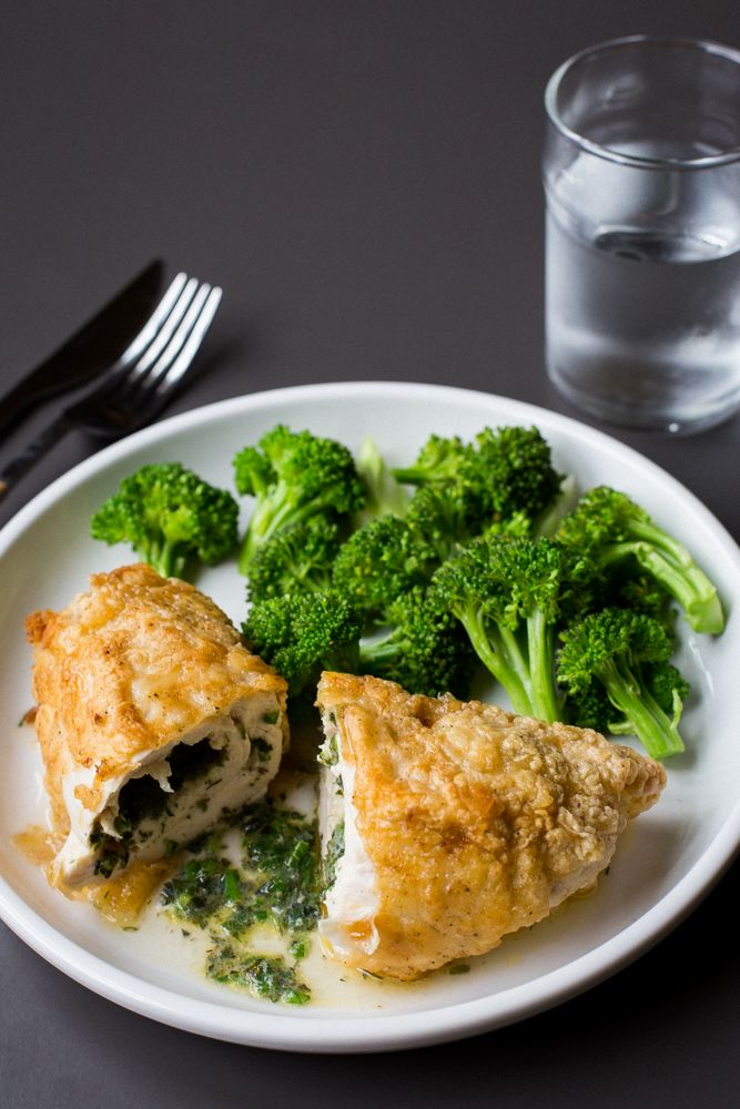Chicken Kiev is a Ukrainian dish, possibly influenced by the French ...